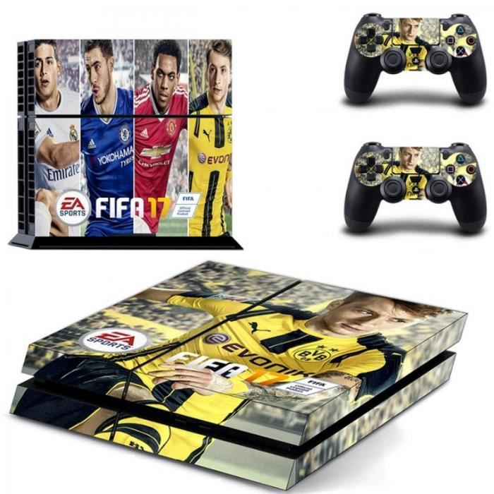 stickers ps4 fifa prix pas cher black friday le 24 11. Black Bedroom Furniture Sets. Home Design Ideas