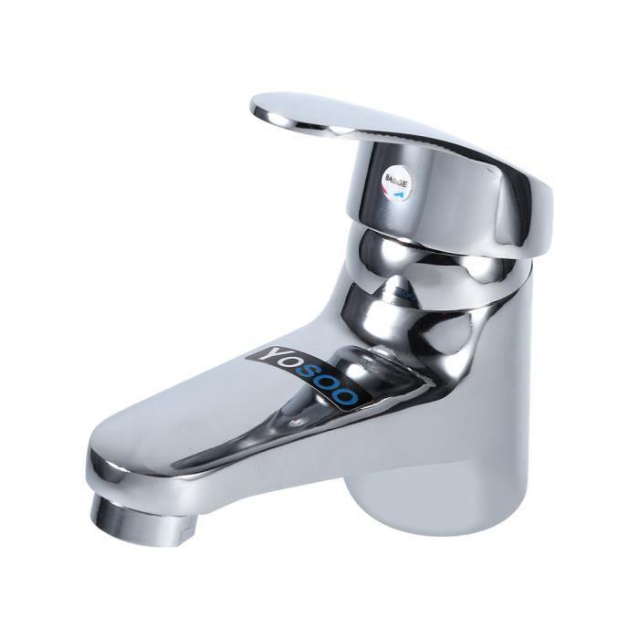 Robinet Cascade Mitigeur Pour Vasque A Poser Bec Fixe Filtre A Eau