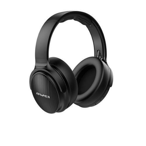 Awei Bluetooth 50 écouteur Sans Fil Casque Audio Avec Micro Deep Bass Casque De Jeu Ipx5 étanche Avec Filaire Mode