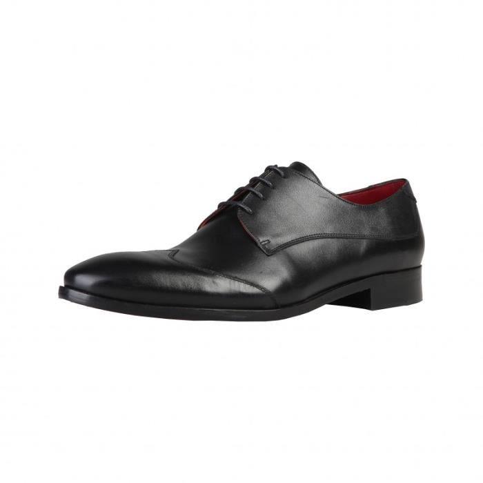 Achat Chaussures Homme Vente Noir Versace Pour 1969 Xq8Aq0w 94f66e6fe3e