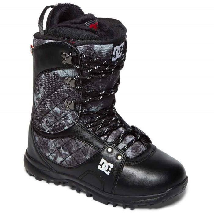 61740f6d16bcb Snowboard Bottes femme Dc Shoes Karma - Prix pas cher - Cdiscount