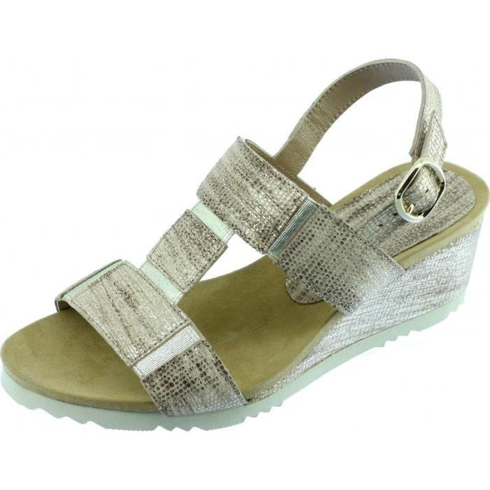 0364314231d Chaussure femme doree - Achat   Vente pas cher