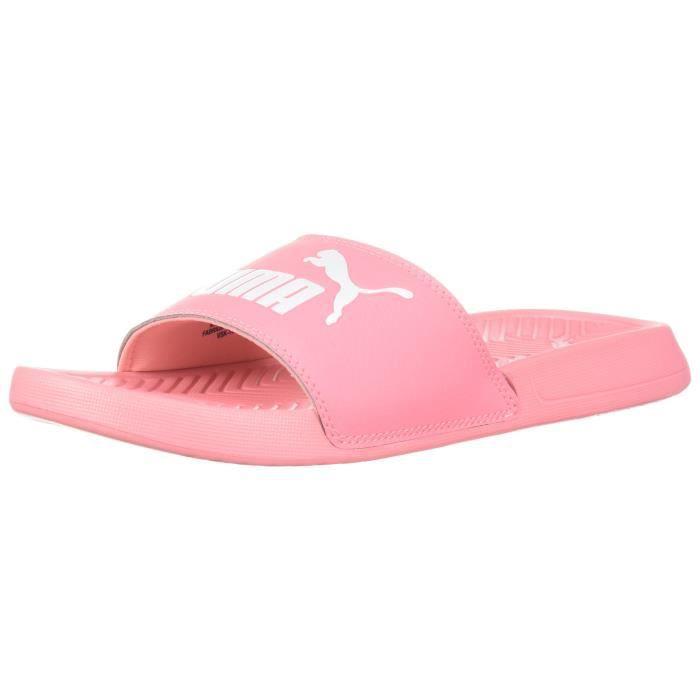 Pour 40 Femmes Erqix Taille Sandale Coulissante Puma 1 2 BCxdoe