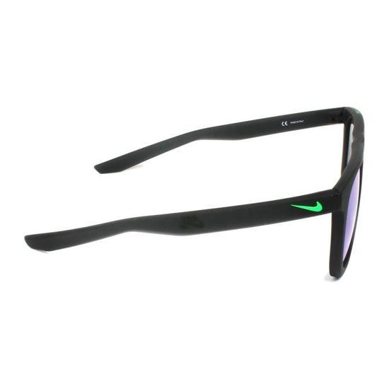ad53b8fbf7c Lunettes de soleil Nike EV-1045 Flatspot R-304 - Achat   Vente lunettes de  soleil Homme Adulte Noir - Cdiscount