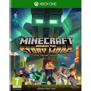 JEU XBOX ONE Minecraft Story Mode 2 Jeu Xbox One