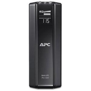ONDULEUR APC onduleur Back UPS Pro 1200VA/720W BR1200G-FR