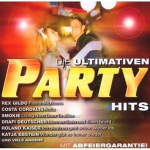 CD COMPILATION DIE ULTIMATIVEN PARTY HITS