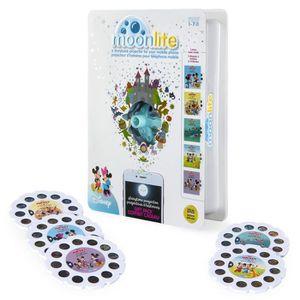 Livre 3-6 ANS coffret cadeau édition spéciale disney, projecteur