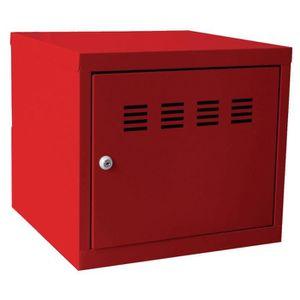 casier vestiaire achat vente casier vestiaire pas cher cdiscount. Black Bedroom Furniture Sets. Home Design Ideas