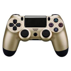 MANETTE JEUX VIDÉO PS4 Manette, Bluetooth Gamepad Six Axies DualShock