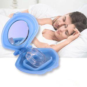 ANTI-RONFLEMENT Endormir Arrêter le Ronflement Silicone Snore Trav