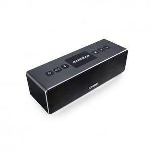 ENCEINTE ET RETOUR CANTON MusicBox XSB Enceinte Bluetooth - Noir