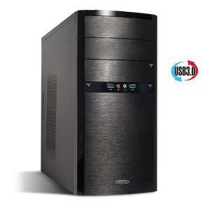 UNITÉ CENTRALE  Pc Bureau ELITE AMD A8 9600 - Radeon Type R7 - Mém