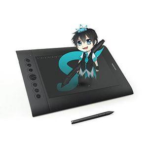 TABLETTE GRAPHIQUE Huion® H610 Pro Tablette Graphique avec Stylet Rec