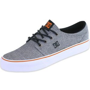 9754b01d597b4 BASKET Chaussures Trase TX Gris Homme DC Shoes