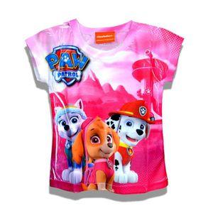 f1c382a62416c T-SHIRT Tee Shirt Enfant Marque De Luxe Nouvelle Mode Haut