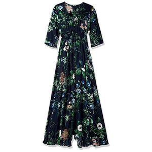 Bébé Fille Brodé Floral Robe Set préfet tenue d/'été 6-12,12-18,18-24