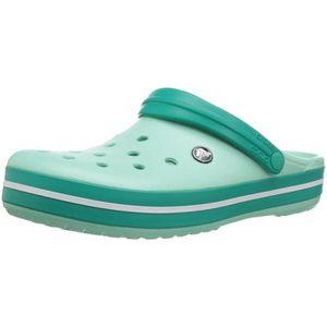 CHAUSSON DE PLONGÉE Crocs Women's Crocband Clogs 3B7Z4X Taille-38
