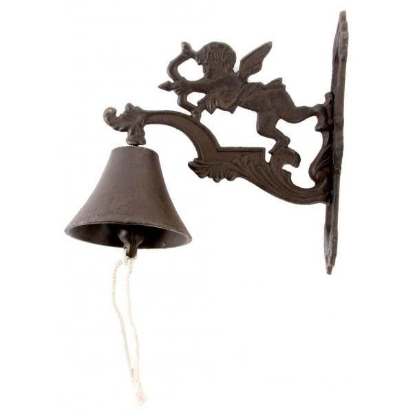 Ange cupidon decoration achat vente ange cupidon decoration pas cher cdiscount for Cloche de porte d entree