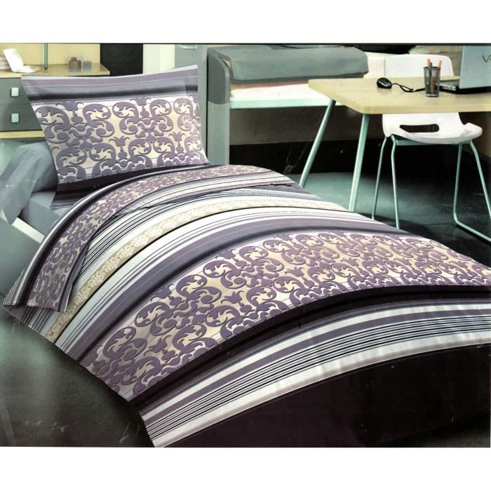 parure de lit baroque hoze home. Black Bedroom Furniture Sets. Home Design Ideas