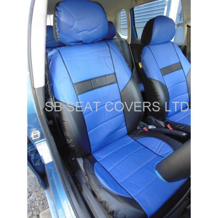 Adapté à NISSAN QashQai - + 2 voiture, Housses de siège Similicuir ... 7d08c6a6b8ba