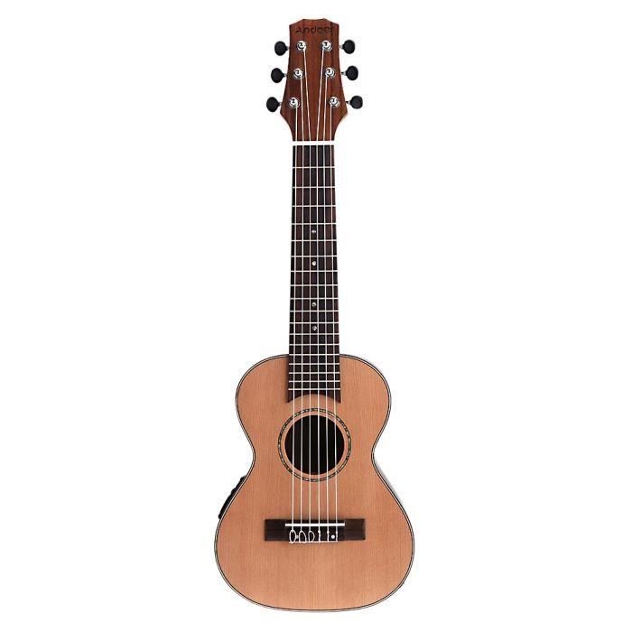 Guitare de voyage pas cher - Achat / Vente - Cdiscount