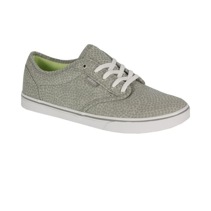 Chaussures Atwood Low jersey Butterfly jr - Vans
