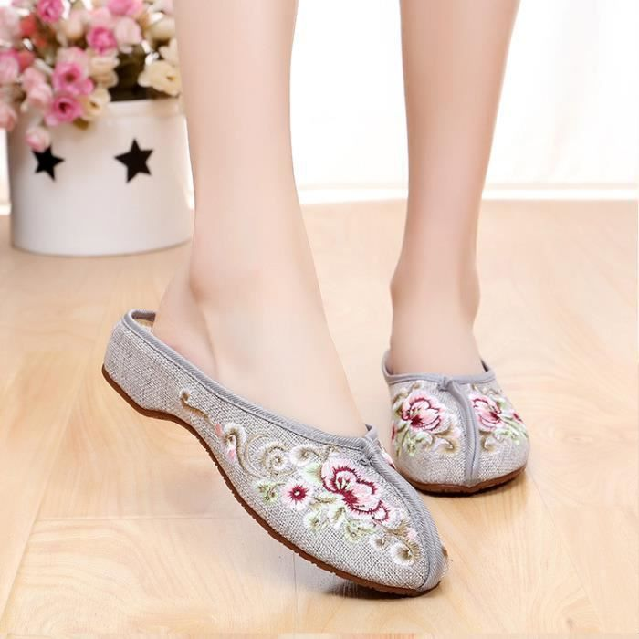 Chaussons Classic Chaussures Femme