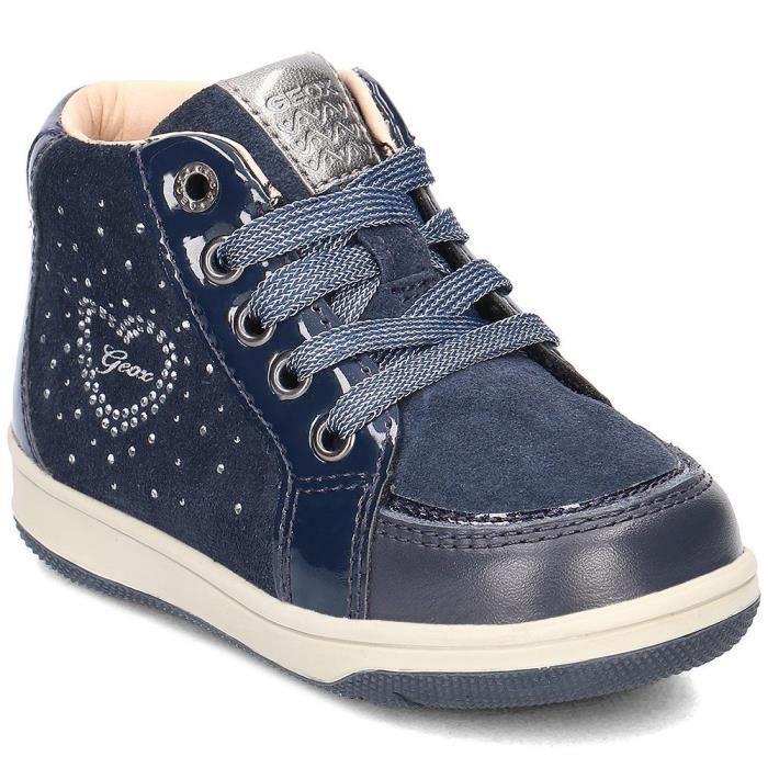 avis chaussure geox montante en cuir