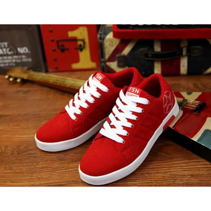 Mode New Style Respirabilit Loisirs Sneakers homme 477Tq4aF