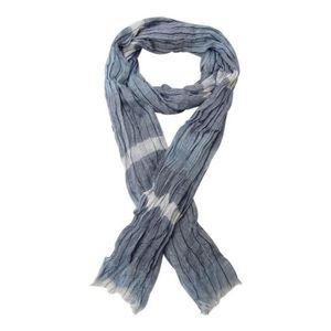 ECHARPE - FOULARD Chèche, foulard pour homme ou mixte demi-saison bl