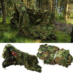 FILET ANTI-CHUTE 2 x 3m Filet De Camouflage Militaire Pour Chasse C