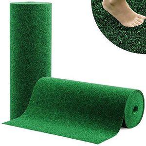 RANGE BOUTEILLE Moquette d'extérieur casa pura® Spring vert au mèt