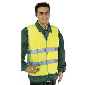 KIT DE SÉCURITÉ Gilet de securite jaune pour votre securite routie