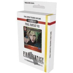 CARTE A COLLECTIONNER Jeu de cartes Final Fantasy Starter Set FFVII