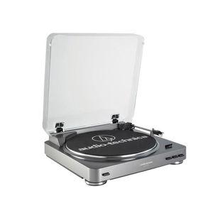 PLATINE VINYLE AUDIO TECHNICA AT-LP60 Platine Vinyle stéréo USB