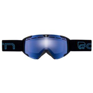 a175d4e04ae9a MASQUE - LUNETTES SKI Masque de ski pour enfant CAIRN Noir Mat SCOOP Noi