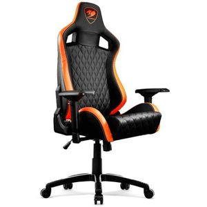 SIÈGE GAMING COUGAR Gaming Fauteuil Armor S - Orange