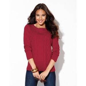PULL Pull manche longue femme...