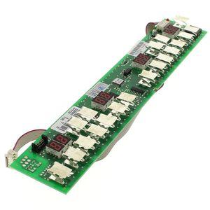 PLAQUE INDUCTION Module clavier droit pour Table induction Sauter -