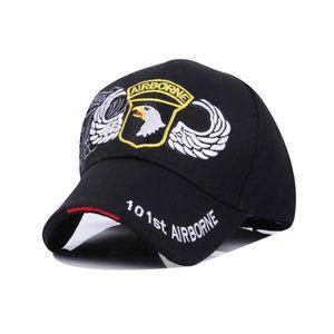 CASQUETTE DE CYCLISME US Army 101 Airborne Division Casquette Tactique