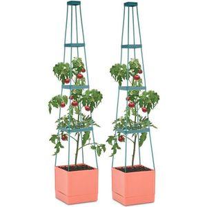 tuteur a tomate achat vente tuteur a tomate pas cher. Black Bedroom Furniture Sets. Home Design Ideas