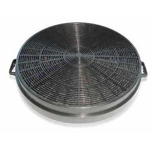 FILTRE POUR HOTTE 1 x Filtre à charbon pour hotte FAC539 - Wpro - ré