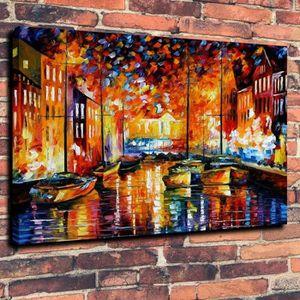 TABLEAU - TOILE Home Décoration Oils Paintings Copenhagen HD Impri