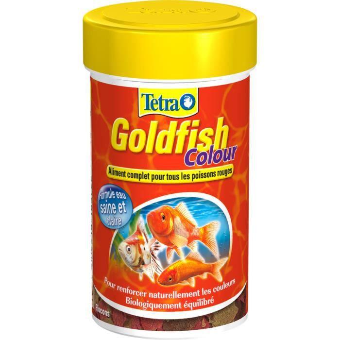 TETRA - Tetra Goldfish Colour 100 ml - Pour poissons rouges