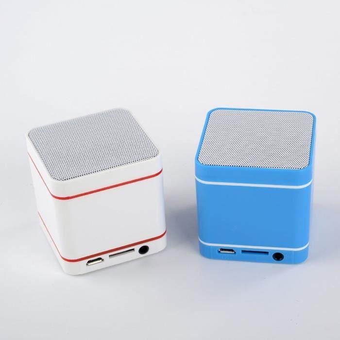 Mini Portable Super Bass Sans Fil Bluetooth Haut-parleur Pour Smartphone Tablet Pc Bu_yx*171