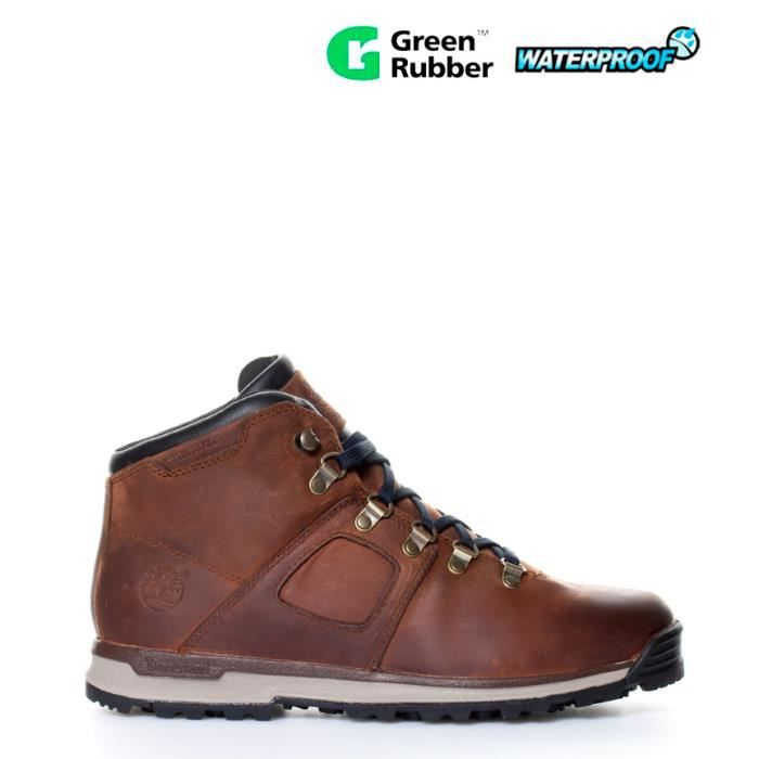Timberland - Bottes outdoor camel EarthkeepersGT Scramble Mid 1065652..