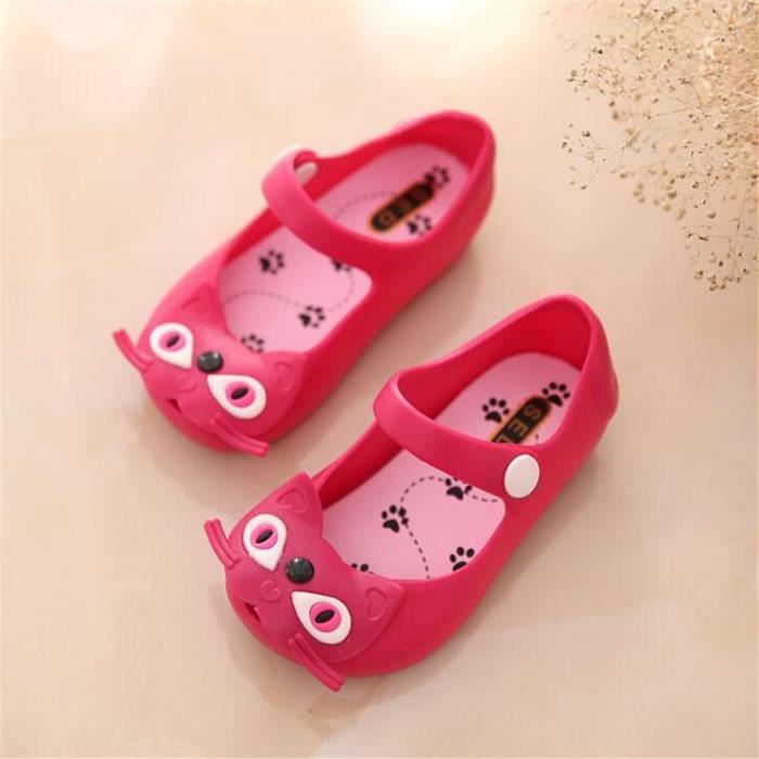 Sandales Fille Mode Nouvelle Extravagant Chaussure Meilleure Qualité Doux Durable Sandale Plus De Couleur Plage Mignon 24-29 TWewDUQf