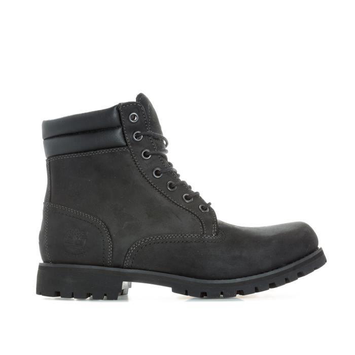 6 Inch Noir En Waterproof Pour Boots Homme Foraker Timberland EH8xwqntPv