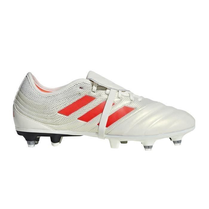 Chaussures football adidas Copa Gloro 19.2 SG Blanc Nacré